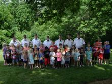 Stony Creek Flag Day Ceremony